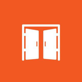house-doors-icon
